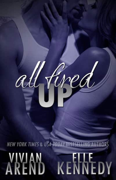 Book cover for All Fired Up by Vivian Arend