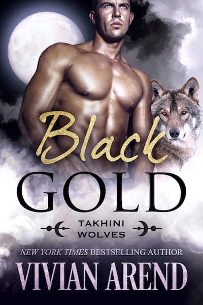 Book cover for Black Gold by Vivian Arend