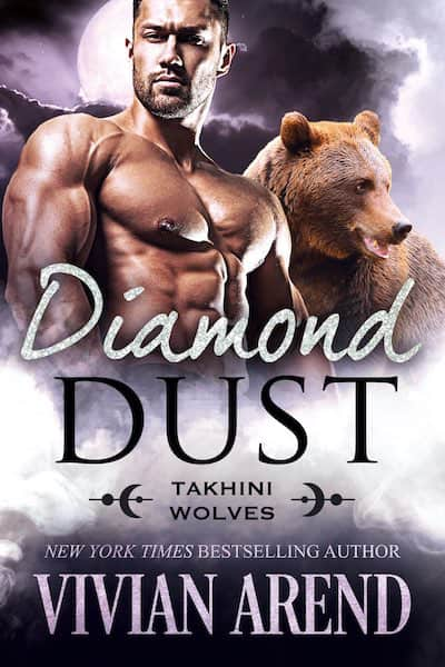 Book cover for Diamond Dust by Vivian Arend