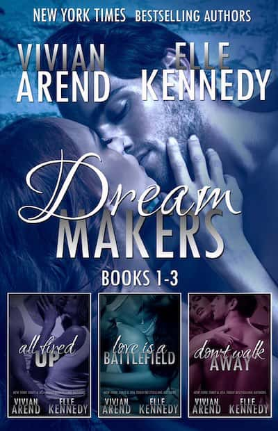 Book cover for DreamMakers Vol. 1 by Vivian Arend and Elle Kennedy