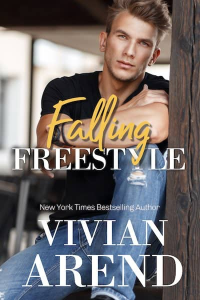 Book cover for Falling Freestyle by Vivian Arend