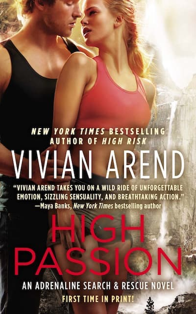 Book cover for High Passion by Vivian Arend