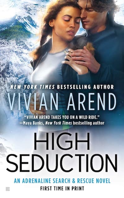 Book cover for High Seduction by Vivian Arend