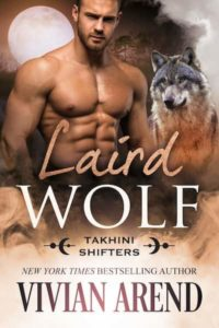 Laird Wolf by Vivian Arend
