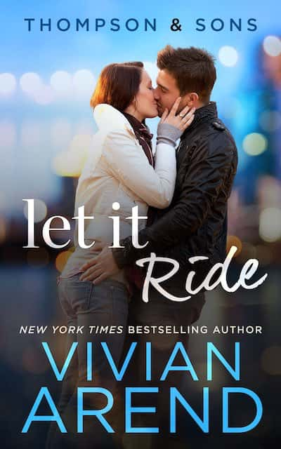 Book cover for Let It Ride by Vivian Arend