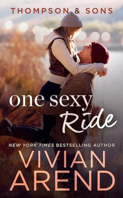 Book cover for One Sexy Ride by Vivian Arend