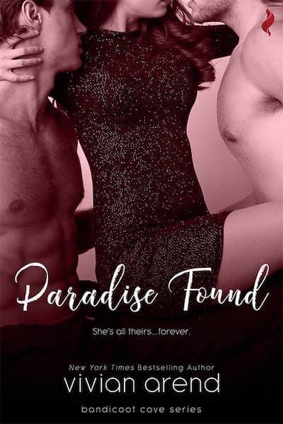 Book cover for Paradise Found by Vivian Arend
