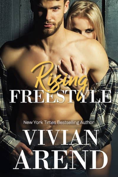 Book cover for Rising Freestyle by Vivian Arend