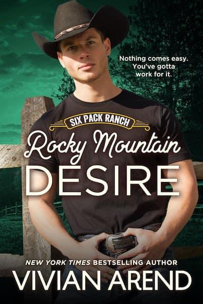 Book cover for Rocky Mountain Desire by Vivian Arend