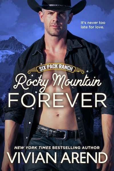 Book cover for Rocky Mountain Forever by Vivian Arend