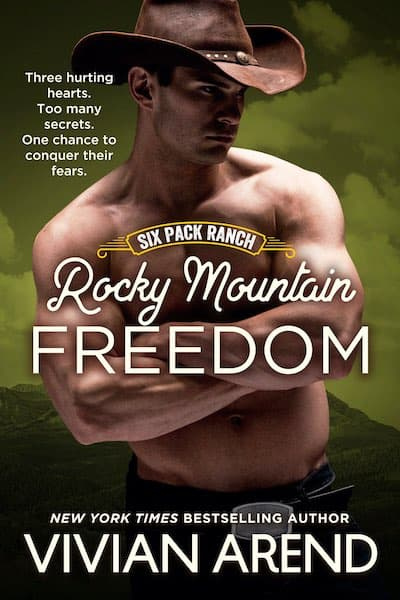 Book cover for Rocky Mountain Freedom by Vivian Arend