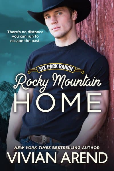 Book cover for Rocky Mountain Home by Vivian Arend