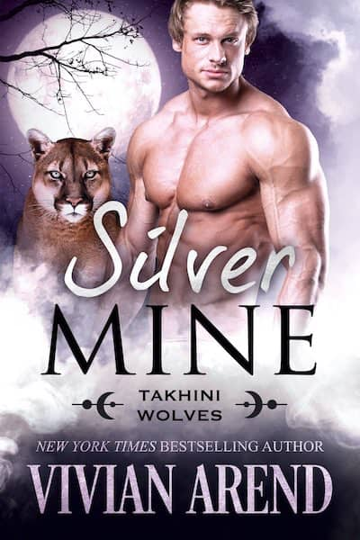 Book cover for Silver Mine by Vivian Arend