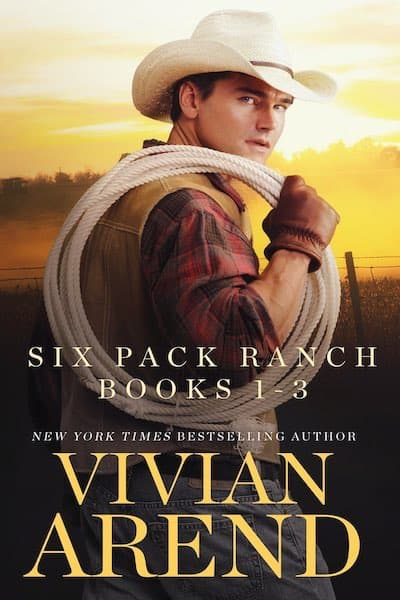 Book cover for Six Pack Ranch Vol. 1 by Vivian Arend