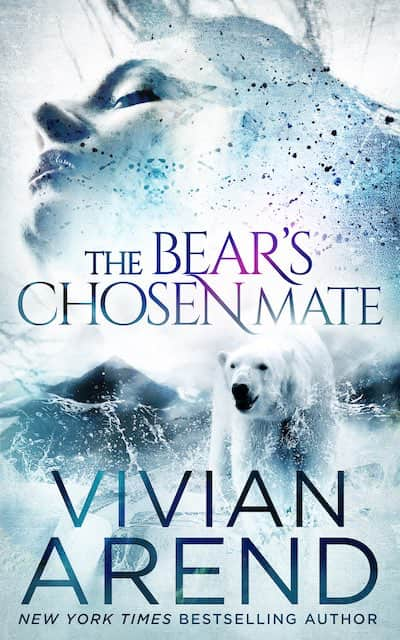 Book cover for The Bear's Chosen Mate by Vivian Arend