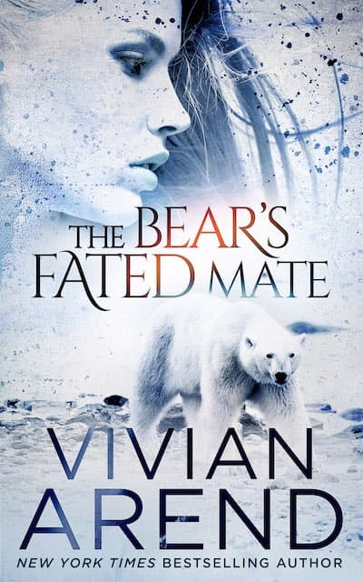 Book cover for The Bear's Fated Mate by Vivian Arend