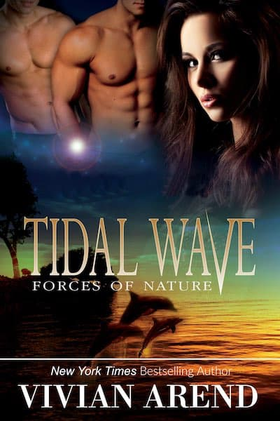 Book cover for Tidal Wave by Vivian Arend