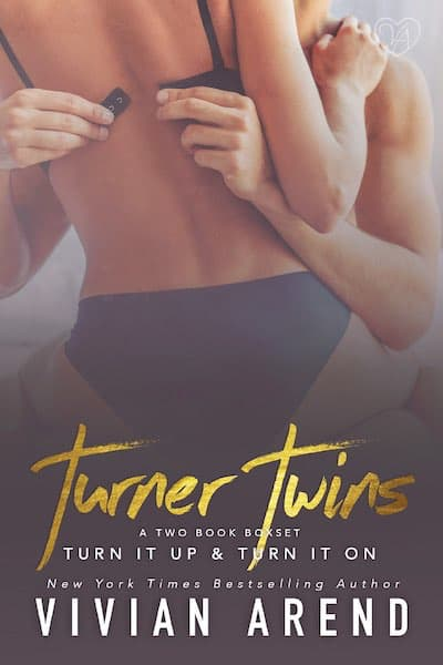 Book cover for Turner Twins: Turn It Up / Turn it On