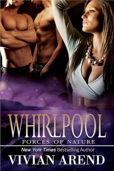 Book cover for Whirlpool by Vivian Arend