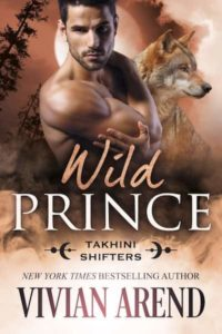 Wild Prince by Vivian Arend