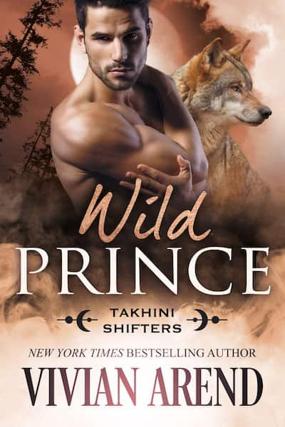 Book cover for Wild Prince by Vivian Arend