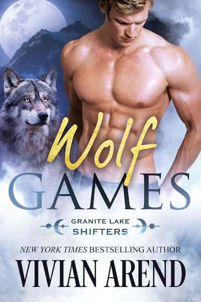 Book cover for Wolf Games by Vivian Arend