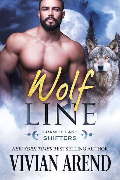 Book cover for Wolf Line by Vivian Arend