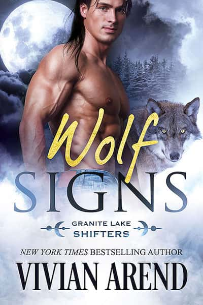 Book cover for Wolf Signs by Vivian Arend